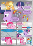 MLP FIM STARS Chapter-3 STARting Page-33