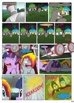 MLP FIM STARS Chapter-4 Stickers Page-44