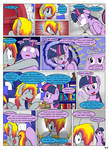 MLP FIM STARS Chapter-4 Stickers Page-45
