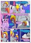 MLP FIM STARS Chapter-4 Stickers Page-47