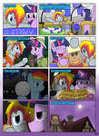 MLP FIM STARS Chapter-4 Stickers Page-48