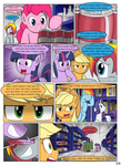 MLP FIM STARS Chapter-4 Stickers Page-53