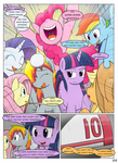 MLP FIM STARS Chapter-4 Stickers Page-55