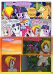MLP FIM STARS Chapter-4 Stickers Page-56