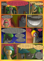 MLP FIM STARS Chapter-4 Stickers Page-59