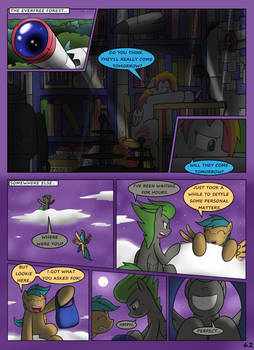 MLP FIM STARS Chapter-4 Stickers Page-62