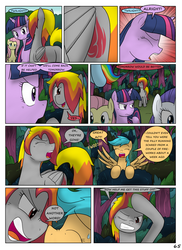 MLP FIM STARS Chapter-4 Stickers Page-65