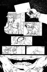 Batman Arkham Ink Sample Chapter 4 page 4
