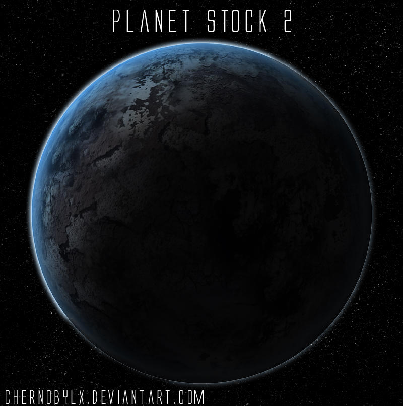 Planet Stock 2 by chernobylx