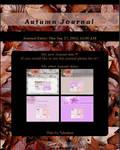 autumn journal by alealara