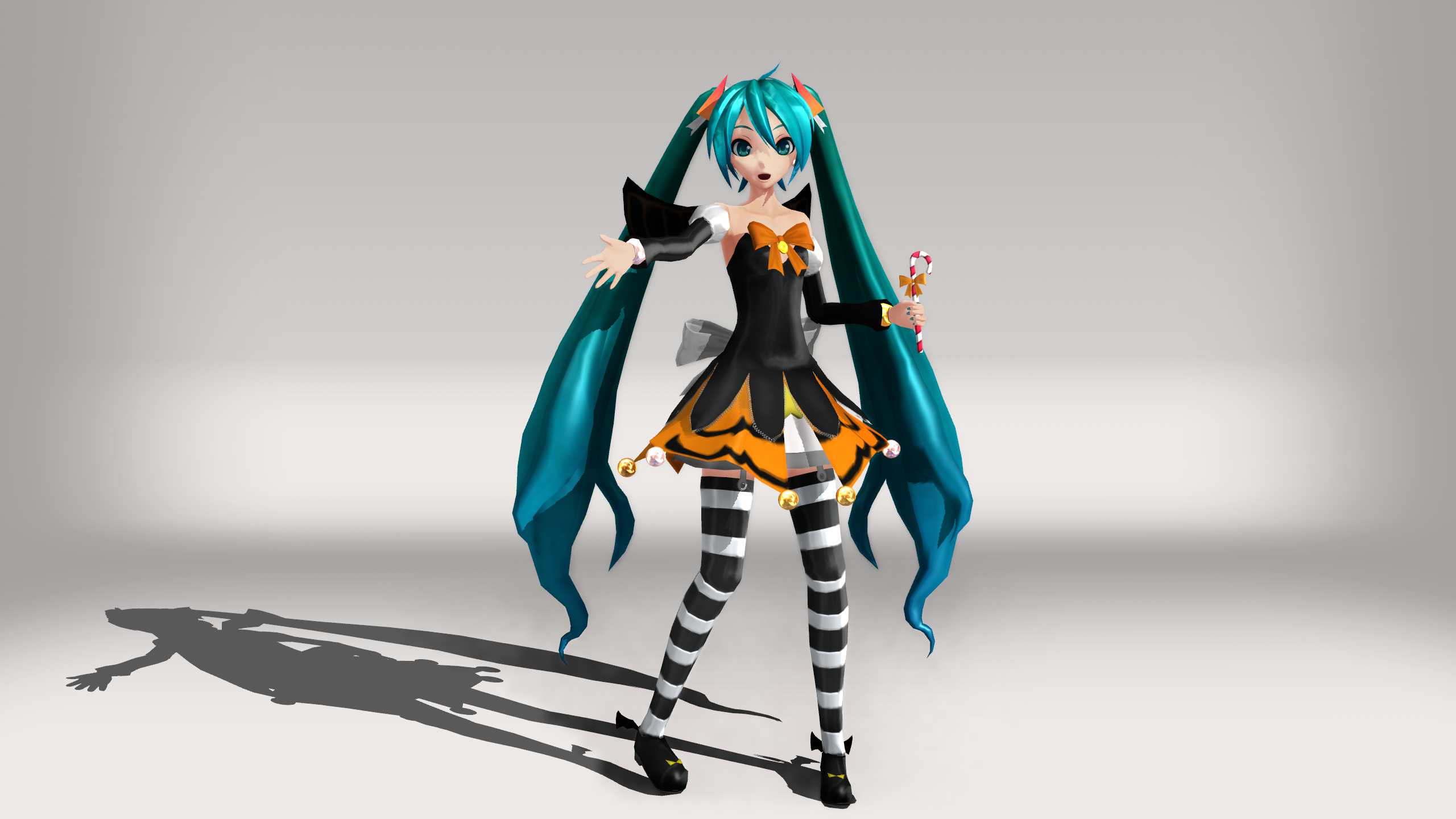 hatsune miku halloween 2014 dl by philippe n