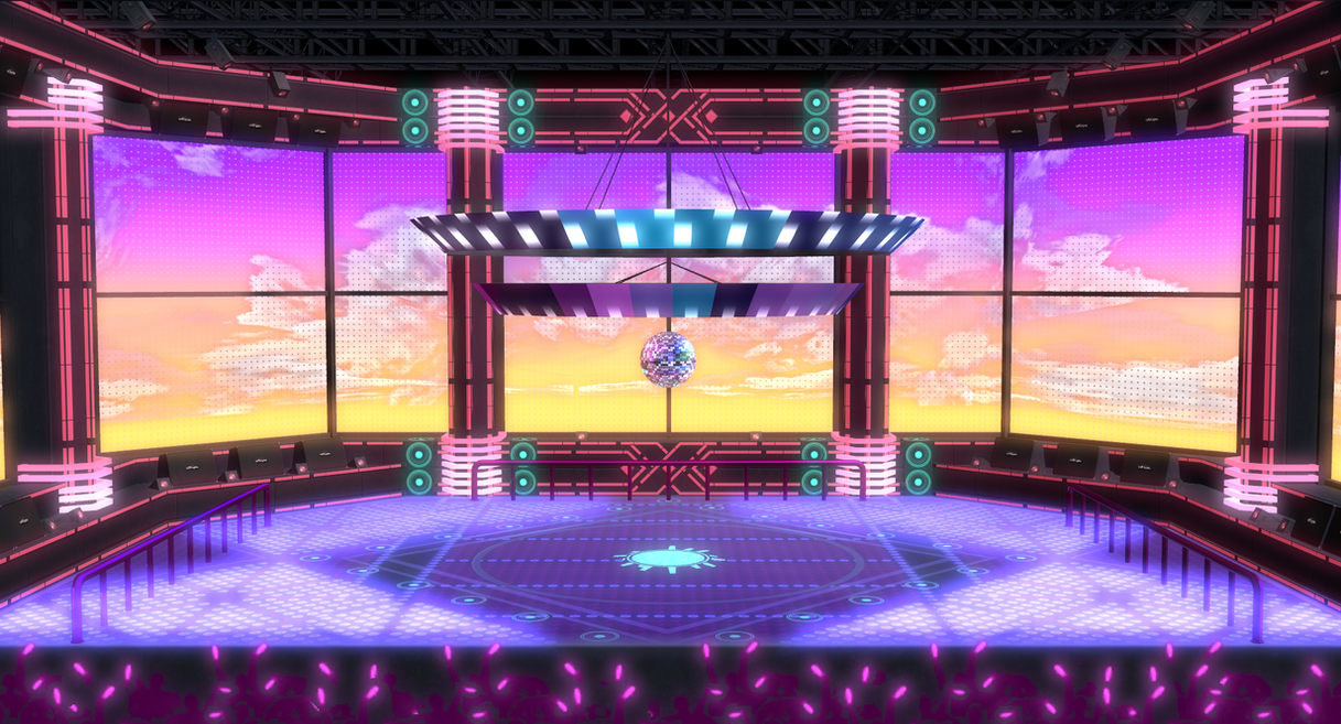MMD PDX Satisfaction Stage DL! By Philippe-N-12 On DeviantArt