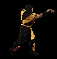 MK1 Scorpion animations by gabe687