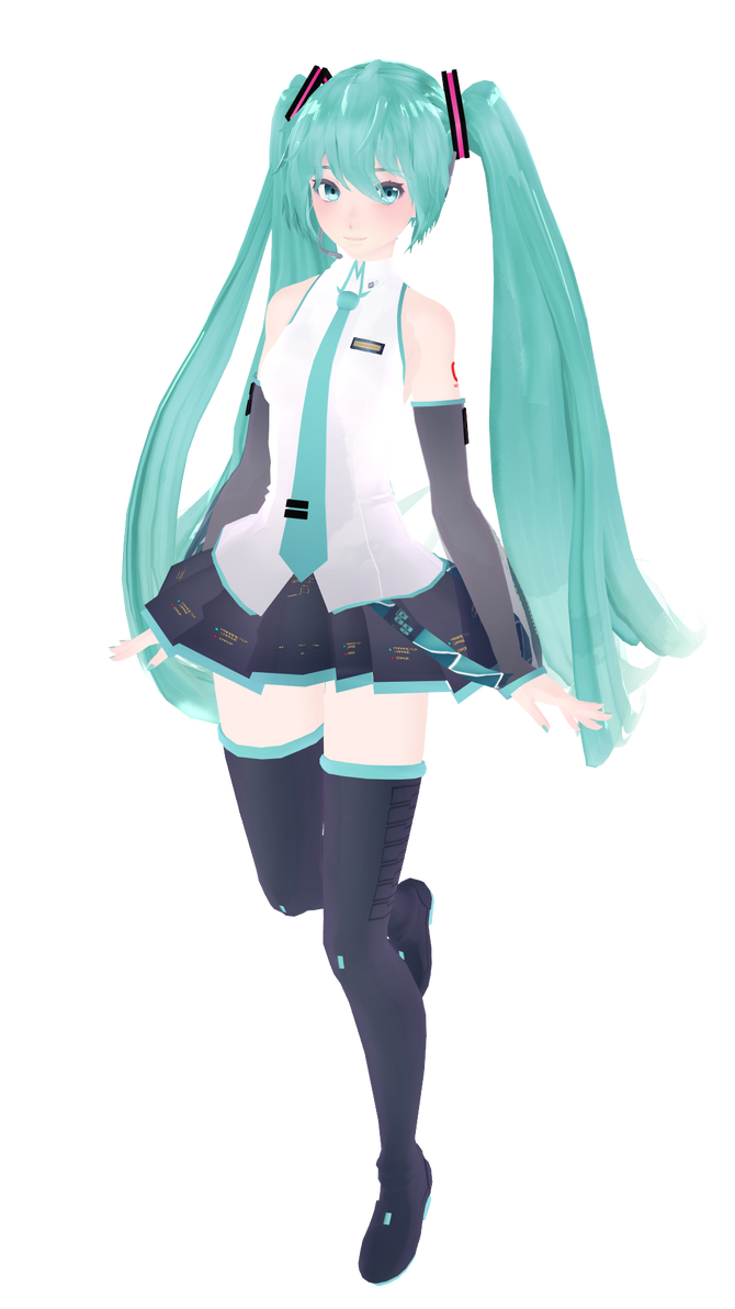 mmd dl miku v3 pose by supericecreamyum on deviantart