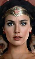 Wonder Woman: Lynda to Gal Transformation