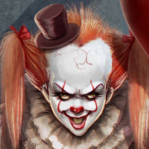 Speed Paint Pennywise (female version)