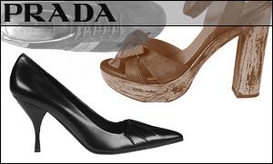 Prada Shoes Brushes by pookahpie