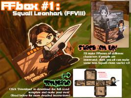 FFbox 1: Squall Leonhart by llifi-kei