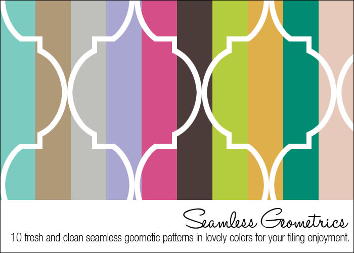 Seamless Geometrics 1 by drgirlfriend