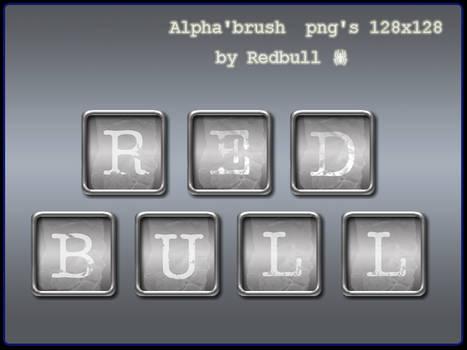 alpha'brush