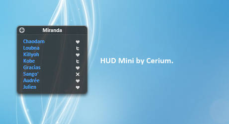 HUD Mini