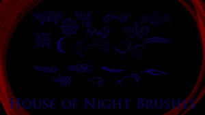 House Of Night PS Brushes