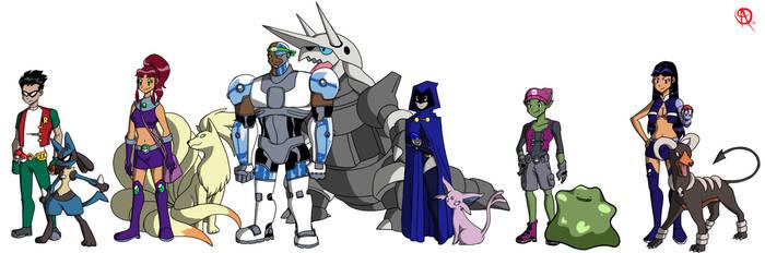 Titan Trainers (Commission)
