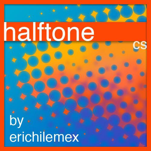 Halftone Brushes by erichilemex