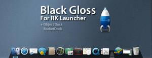 Black Gloss for RK Launcher