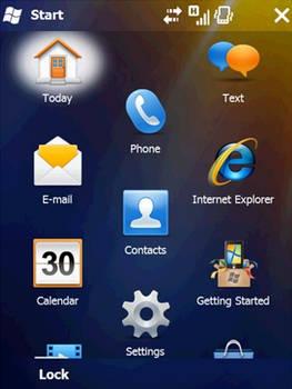 Windows Mobile 6.5 Icon