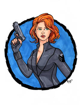 Black Widow Commission