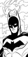 Batman Art Inks 2