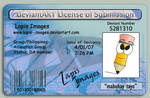 Lapis Images' cute DA ID v.2