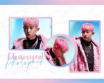 Chanyeol (Obsession MV Behind Photo) Photopack