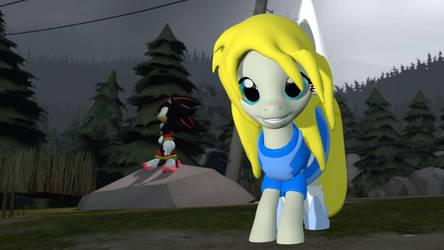 Maria Pony (DL) by Legoguy9875
