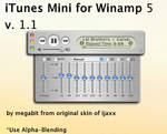 iTunes mini v.1.1 for Winamp 5