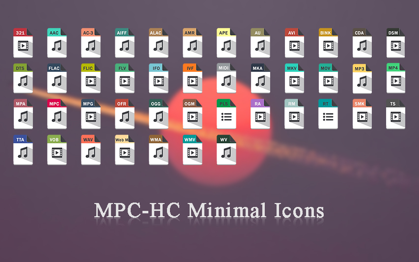 MPC-HC Minimal Icons by AdzeArts on DeviantArt