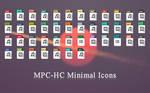 MPC-HC Minimal Icons