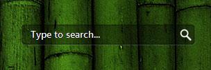 Minty Search for XWidget by boyzonet