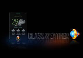 Glass Weather for XWidget by boyzonet