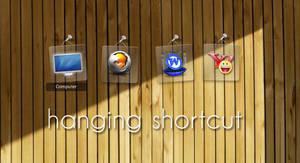 Hanging Shortcut for XWidget