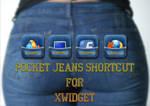 Pocket Jeans Shortcut for XWidget