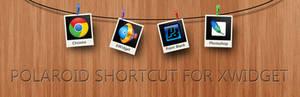 Polaroid Shortcut for XWidget