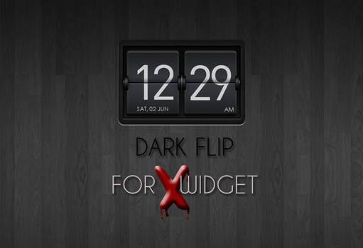 Dark Flip for XWidget