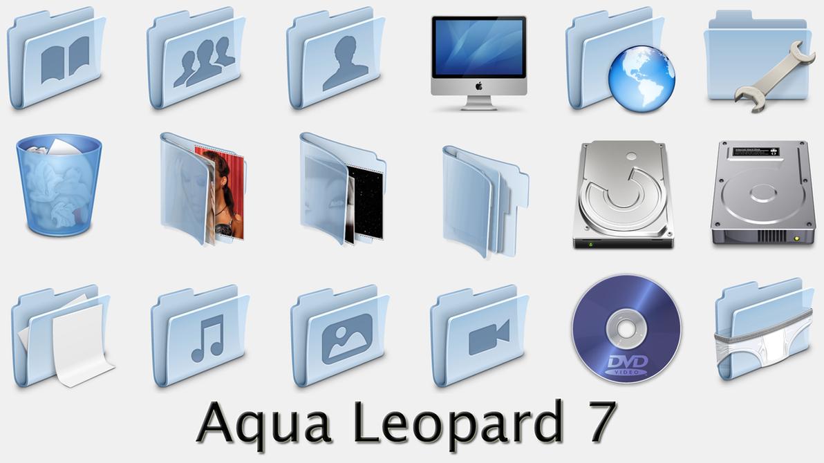 Aqua Leopard 7 IP by gladi8r