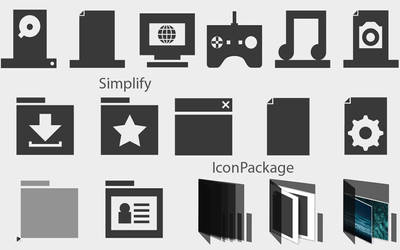 Simplify IconPackage