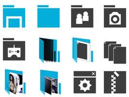 Simplify Metro Blue
