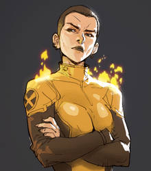 Negasonic by Pyroow