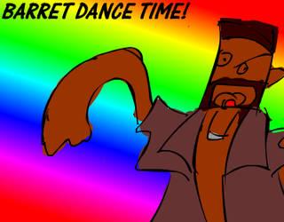 BARRET DANCE TIME by BlackSheepX