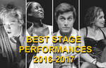 Best Stage Performances of 2016-17